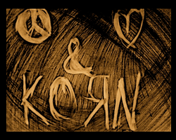 Peace, Love, And KoRn by Couragefeather