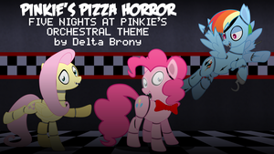 Pinkie's Pizza Horror by DashieMLPFiM