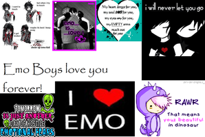 Emo boys by Roxaslover1254