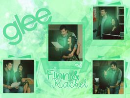 Another Finchel Background by xmari3ex