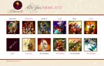 337 Summary of art 2012 by GALEKA-EKAGO