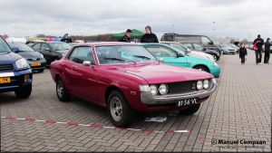 1973 Toyota Celica ST by compaan-art