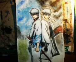 Gintama -  The Final Chapter: Be Forever Yorozuya by misakisailor