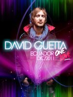 DAVID GUETTA POSTER by Leonbustra