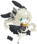 Gaia commish- VVednesdays by crystaltiger52