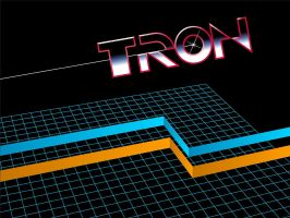 TRON by Junkandres