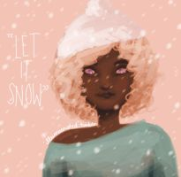 30 Songs Challenge-Let it Snow by LittleMsArtsy