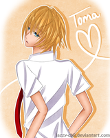 HH: Toma Kisaragi Preview by jazzy-chii