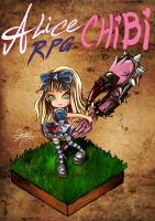 Alice RPG chibi by skyshek