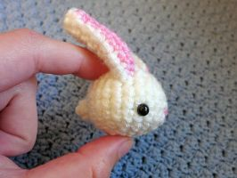 Amigurumi Mini Bunny 4 by MevvSan