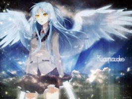 Angel Beats - Kanade by YayaFTW