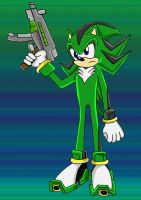 Chief Shadow: Armed and Loaded by ShadowFlames17