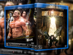 WWE Night of champions Dvd Cover by workoutf