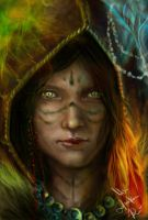 Shaman by mappeli