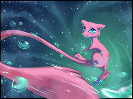 Mew by Helixel