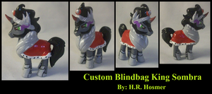 King Sombra Blindbag by Gryphyn-Bloodheart
