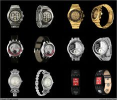 official Swatch 007 collection by B0R