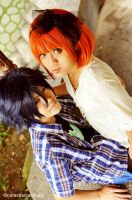 tokiya x haruka with you by recchinon