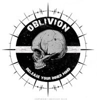 Oblivion Danger Zone Logo - white background by Oblivion-design