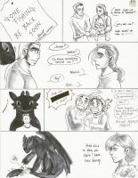 Roommates 272 - Toothless by AsheRhyder