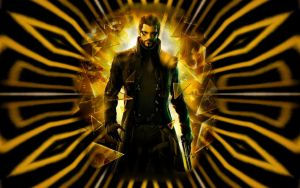 """Deus Ex: HR""Kaleidoscope by EpitaphOfTwilightCe"