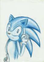 Sonic-Blue by light-peace