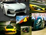 GT5 Photo Mode 3DS Pack by JanD