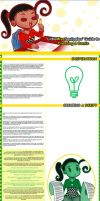 .: Tutorial~LMS' Guide to Creating A Comic .: by LittleMissSquiggles