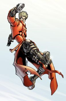 .VASH.the stampede. by theCHAMBA