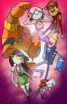 Bravest Warriors by IAMARG