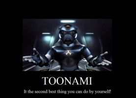 Toonami Demotivational Poster 2 by thesalsaman