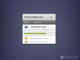 File Download Concept by slayerD1