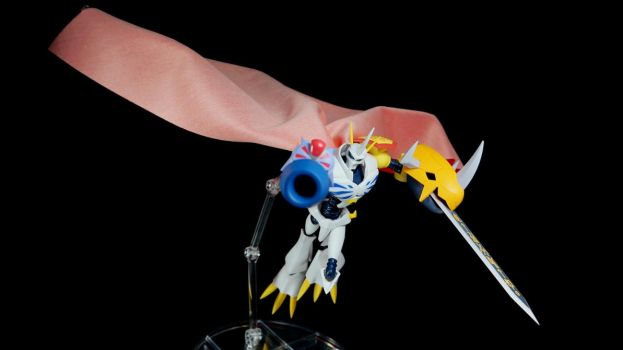 SH Figuarts Omnimon (Our War Game! ver.) 09 by Infinitevirtue