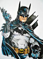 Batman Ready for action by PM-Graphix