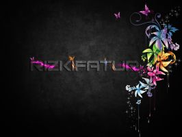 My name by rizkifatur