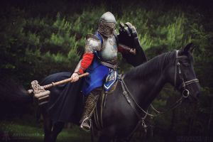 Fantasy Warrior cosplay / LARP costume by my99reality