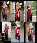 Blood Knight Cosplay by Athena-Erocith