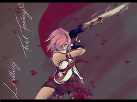 Lightning Farron by dewymorning