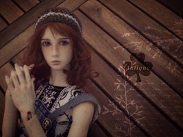 .:: Antique ::. by the-sinister