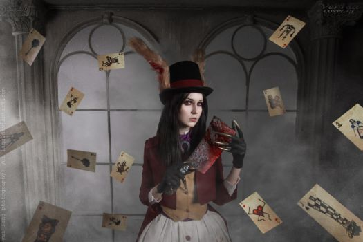 Alice: Madness Returns by ver1sa