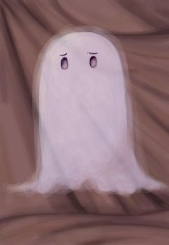 The Ghost by delishnoodles