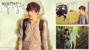 KickThePJ/PJ Liguori Wallpaper by Viulut