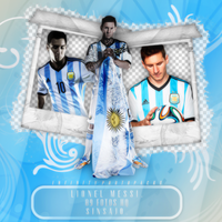 +Lionel Messi photopack PNG by ForeverTribute
