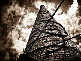 Factory chimney by ghito