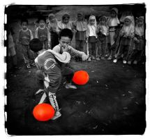 Red Baloon by djati