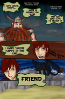 Defying Gravity Page IV by Golden-Trio