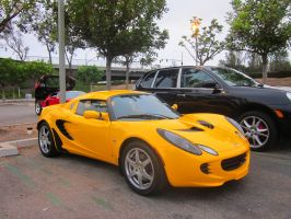 Lotus Elise by Thimix2