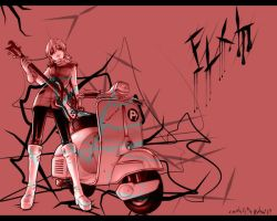 FLCL Wallpaper by darkvegeta13