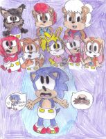 Sonic Kids of a New World  Part 1 by Tails-Fanatic