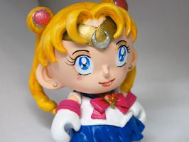 Sailor Moon Munny by daveizoid